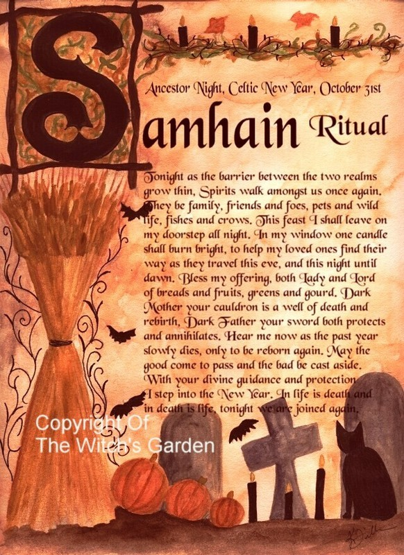 Image result for samhain greetings
